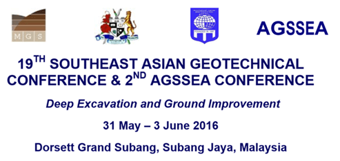 Southeas tAsian Geotechnical Conference